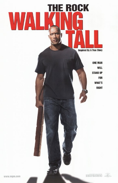 walking tall rock