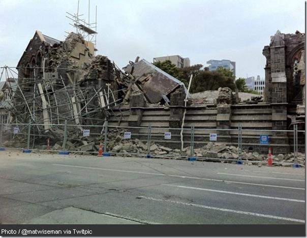 Christchurch Earthquake Bus Tours