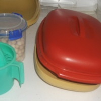 Keepin' on keepin' on - the Tupperware adventure