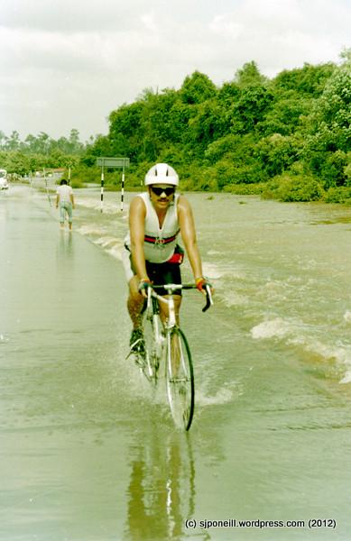Thailand-Singapore Bike Ride 1988 162