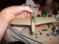 1/48 P-39 Airacobra