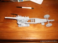 1/35 203mm B4 cannon