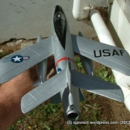 1/48 XF-91 Thunderceptor