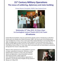 21st Century Military Operations