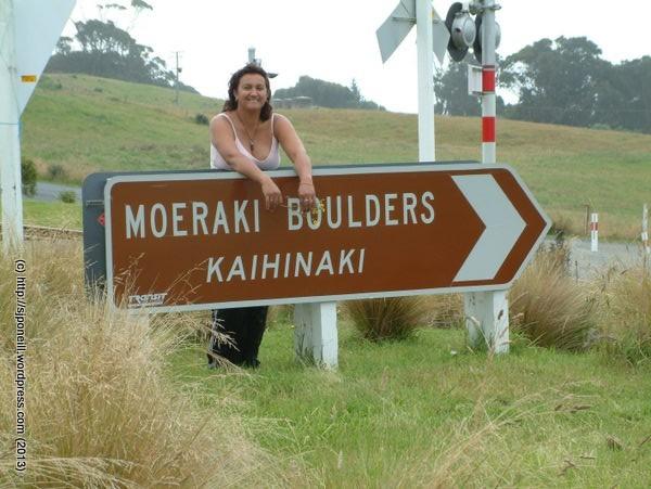 Moeraki Boulders 023