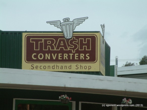 Trash Converters, Palmerston