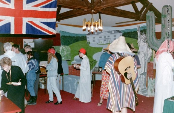 Trentham Round the World Party 1995 014