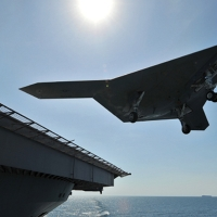 Fight Begins Over Navy's Armed Drone Program