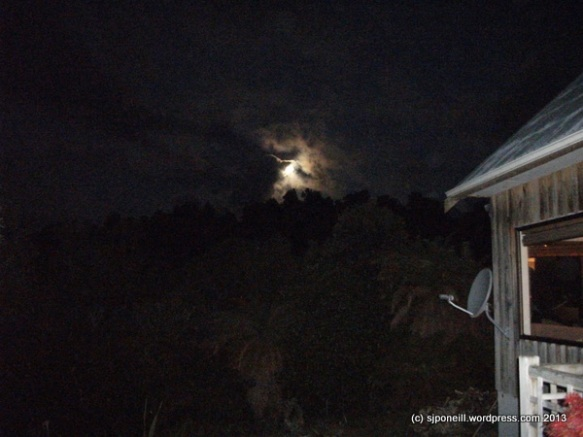 Moonlight Over Raurimu 018