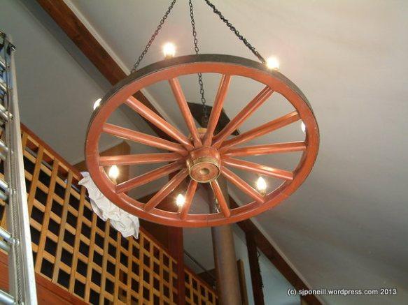 Raurimu wagon wheel - Jul 04 - 3