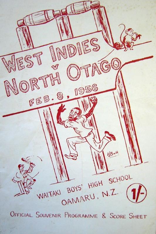 WBHS NO v WI 1955