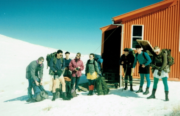 field hut 95 2