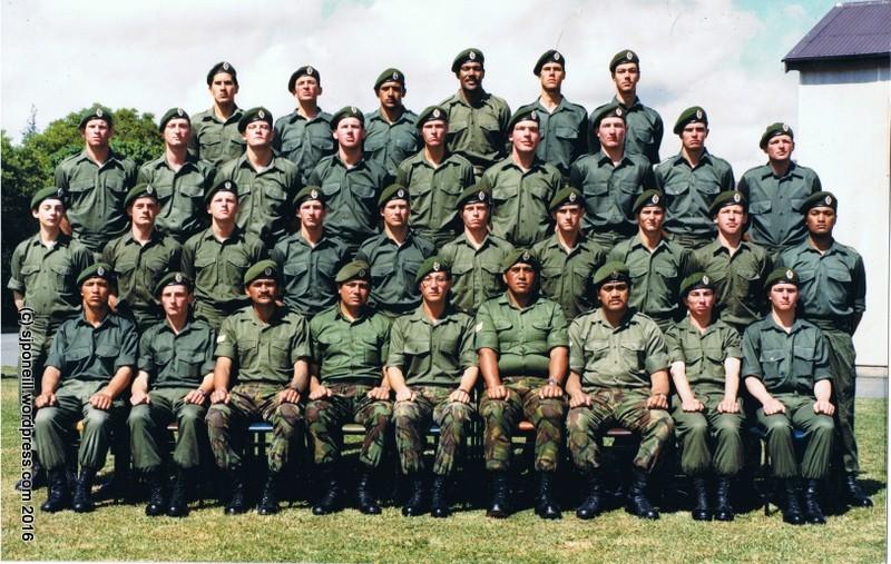 Burnham Training Depot TF Basic and Corps Training
