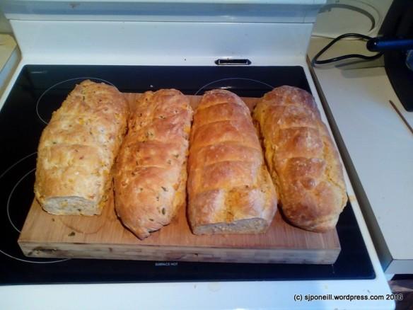 Bread baking 1 Jun 16