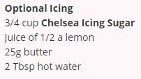 chealsea icing