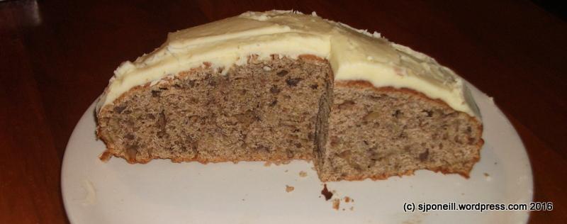 Korean Kumara Cake Recipe: The World According To Me…