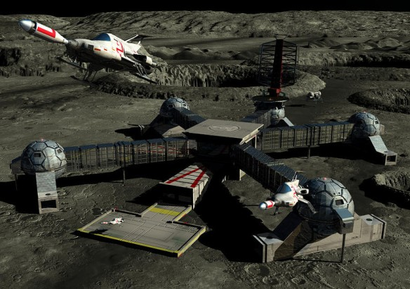 moonbase ufo shado