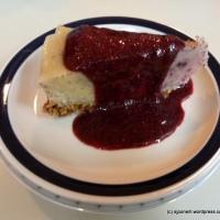 No Cheese Cheesecake #3