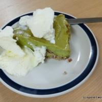 No cheese cheesecake #4
