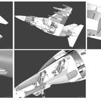 MaksArt Yak-130 progress